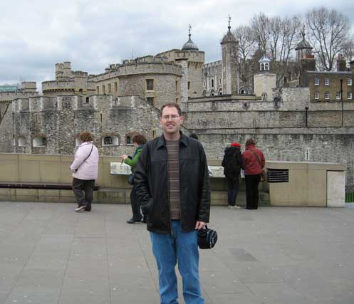 Troy Ehlers Tower of London